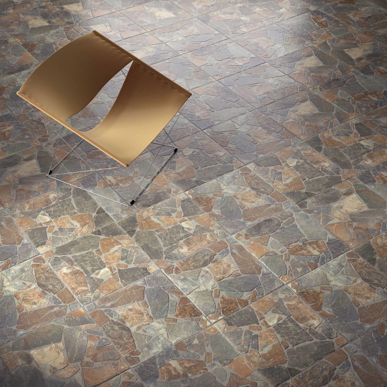 Küchenfliesen / Wohnzimmer / Außenbereich / für Böden - MULTICOLOR ...