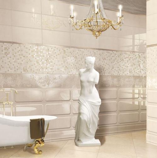 Charmant Fliesen Für Badezimmer / Wand / Feinsteinzeug / Uni   ITALIAN STYLE