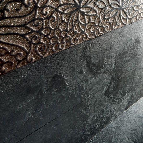 Piastrelle In Pietra Lavica : Innenraum fliesen wand feinsteinzeug blumenmuster pietra