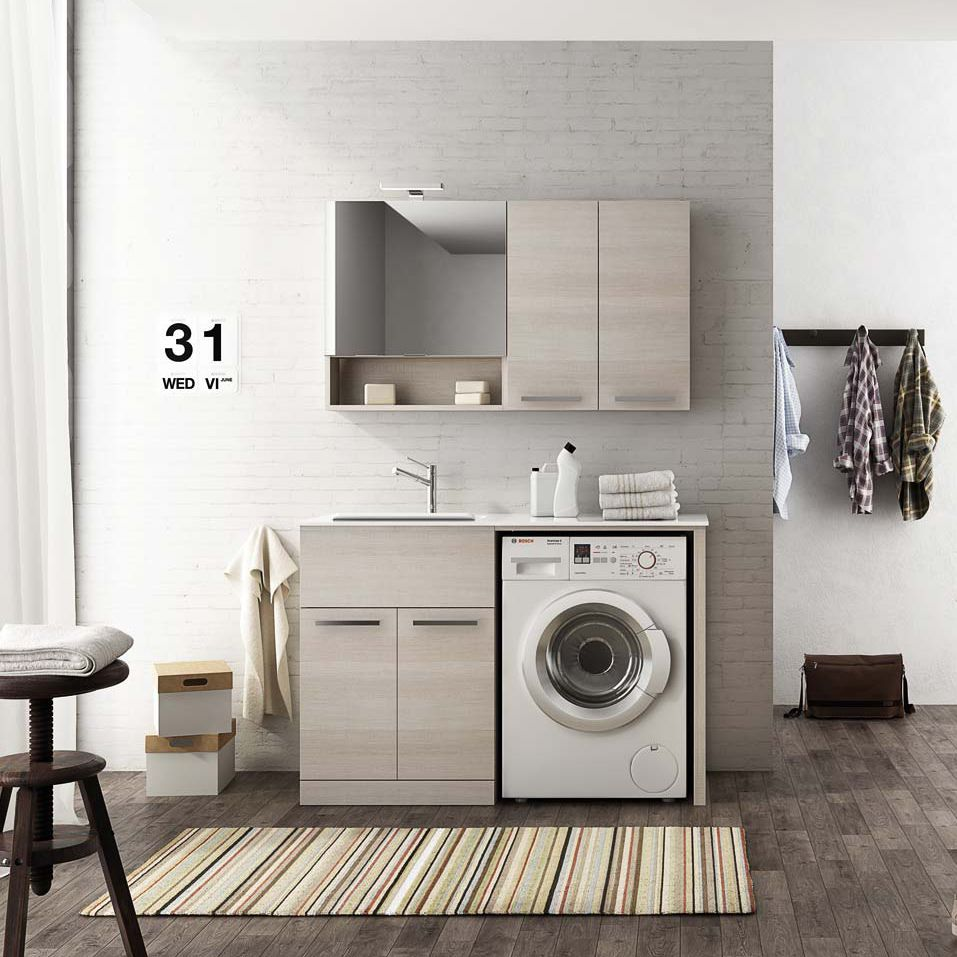 Waschküche Möbel waschküche möbel laundry 08 legnobagno