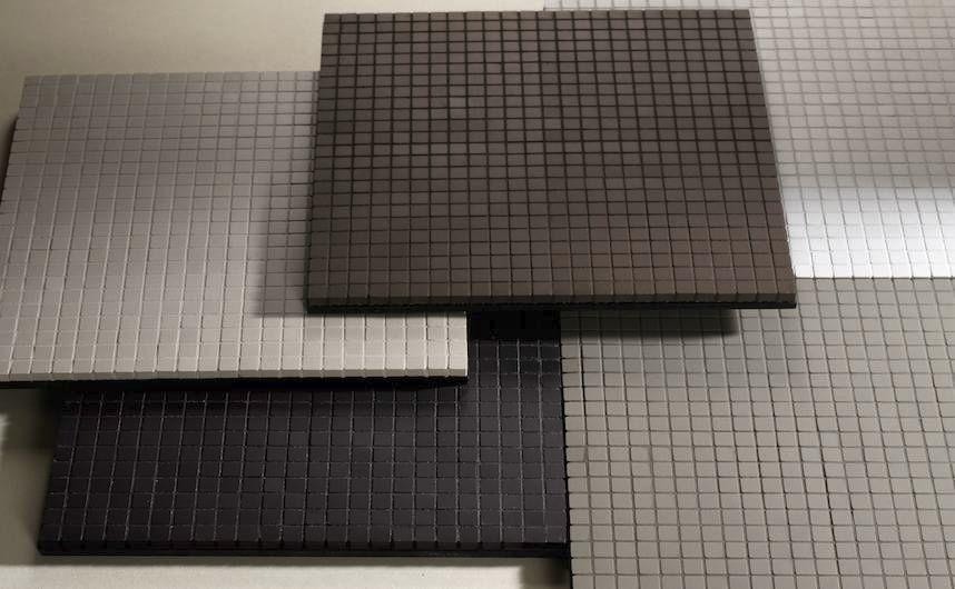 Innenraum Fliesen / Für Wände / Feinsteinzeug / Mit Geometrischem Muster ...
