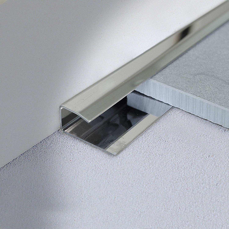 Edelstahl Abschlussprofil Aluminium Messing Fur Fliesen