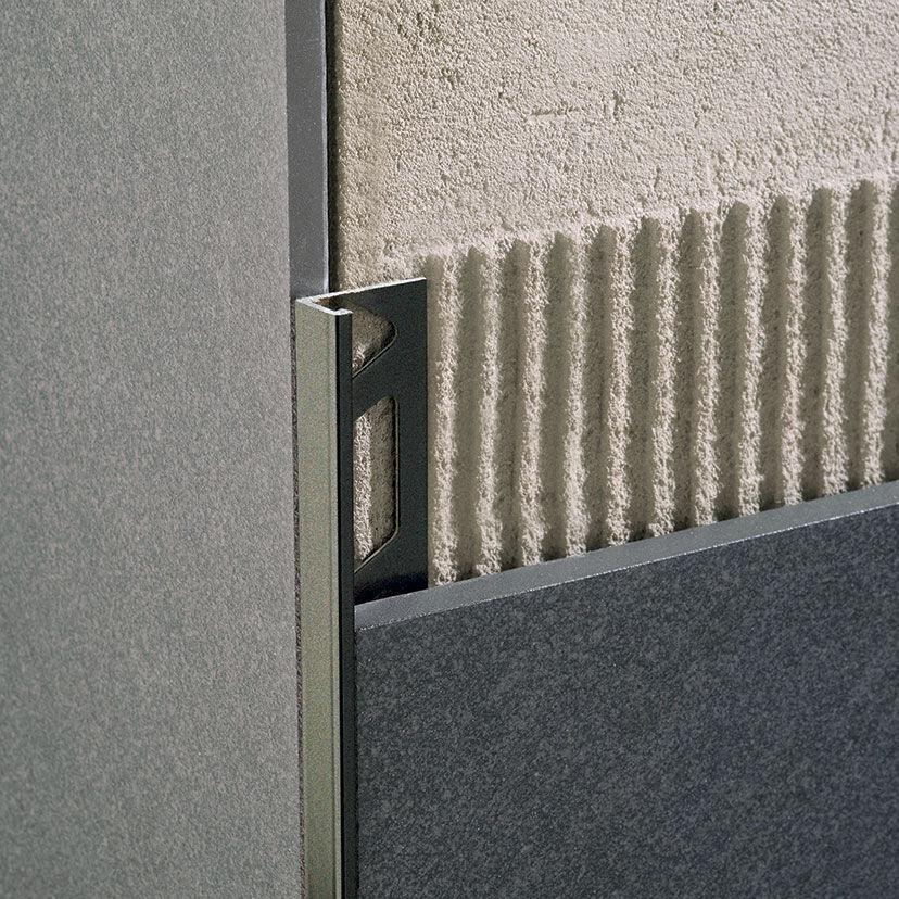 Aluminium Abschlussprofil Edelstahl Fur Fliesen Winkel