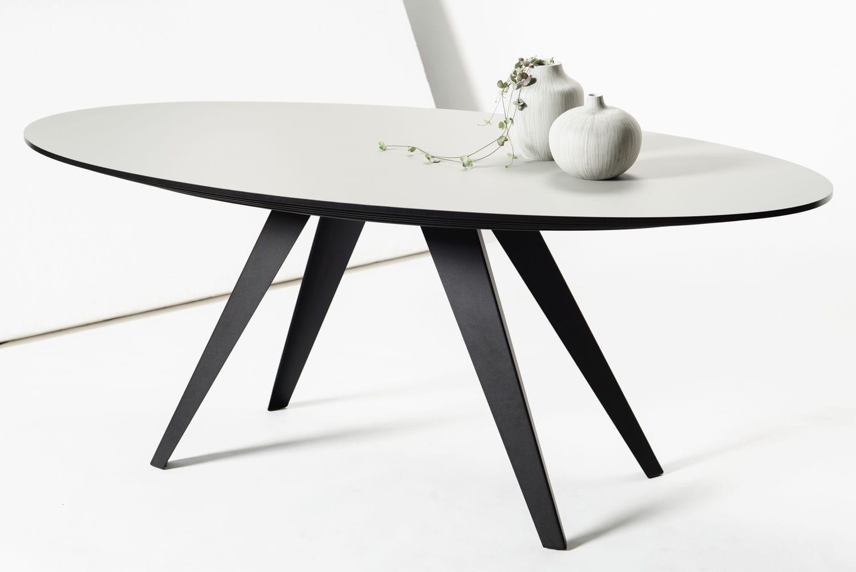 Ovaler Esstisch Holz ~ Moderner esstisch holz oval belly by kees marcelis odesi