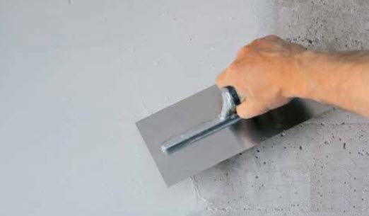 Beton Putz abschrägungs putz für innen für decken für beton semin