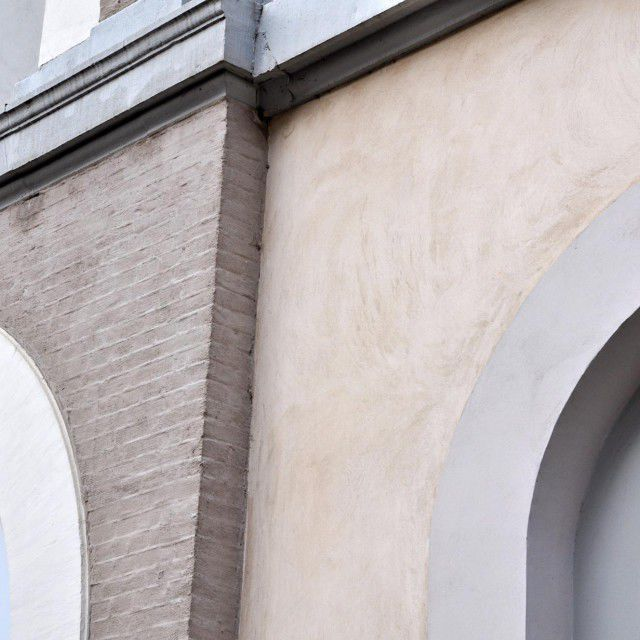 Verblend Putz Fassade Kalk Hydraulisch Nhl Calce Beal