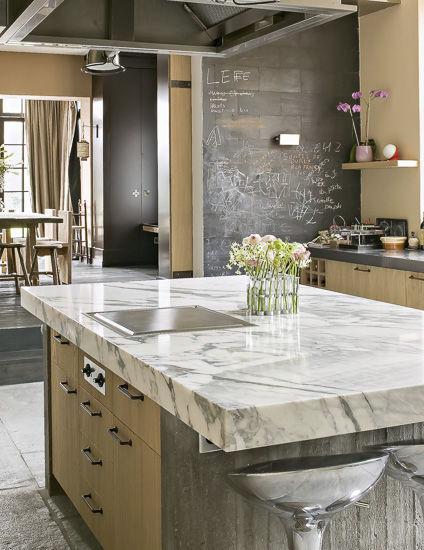 Marmor Arbeitsplatte Küchen Classic Van Den Weghe