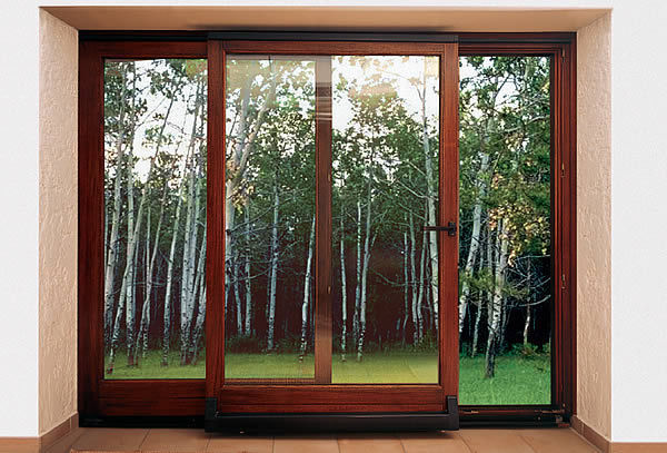 Superior ... Terrassentür Zum Schieben / Holz / Doppelverglasung InterSCALA Amazing Pictures