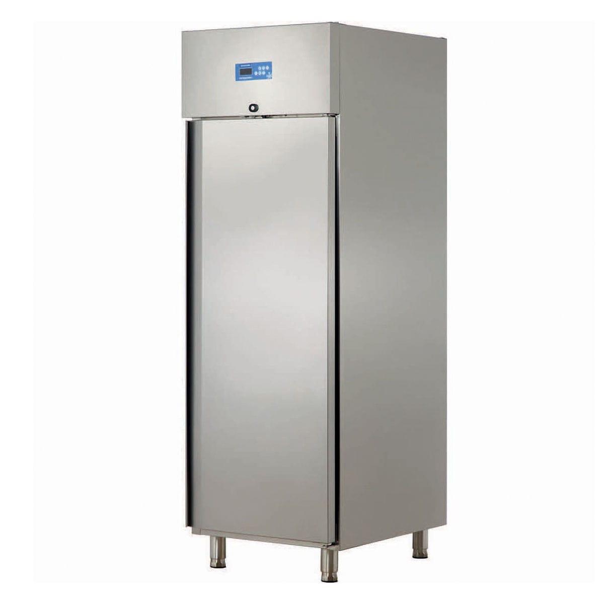 Kühlschrank zur gewerblichen Nutzung / Schrank / Edelstahl - 7919.06 ...
