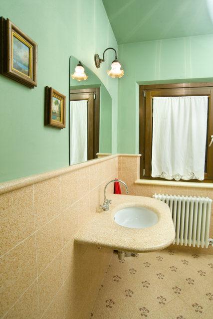 Fliesen für Badezimmer / für Böden / aus Terrazzo / Motiv - T32 ...