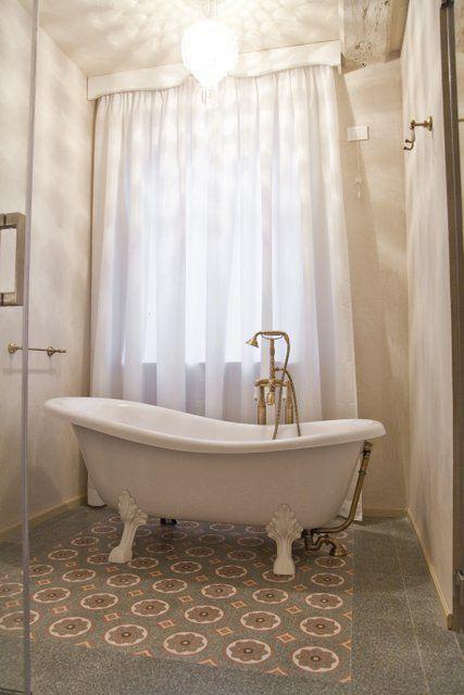 Fliesen für Badezimmer / für Böden / aus Terrazzo / Englischer Stil ...