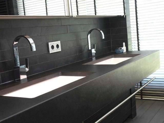 Natursteinarbeitsplatte / für Privatgebrauch / Küchen - TOP CUCINA ...