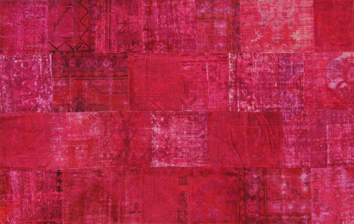 Perserteppich patchwork  Traditioneller Teppich / Motiv / Wolle / rechteckig - PATCHWORK ...