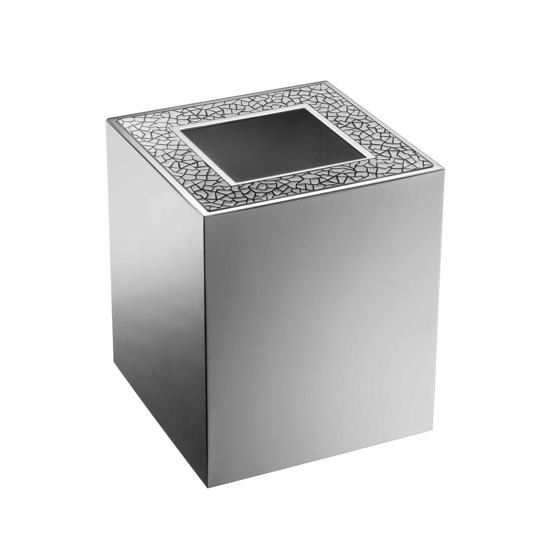 Badezimmer-Abfallbehälter / Messing / mit Swarovski® Kristall ...