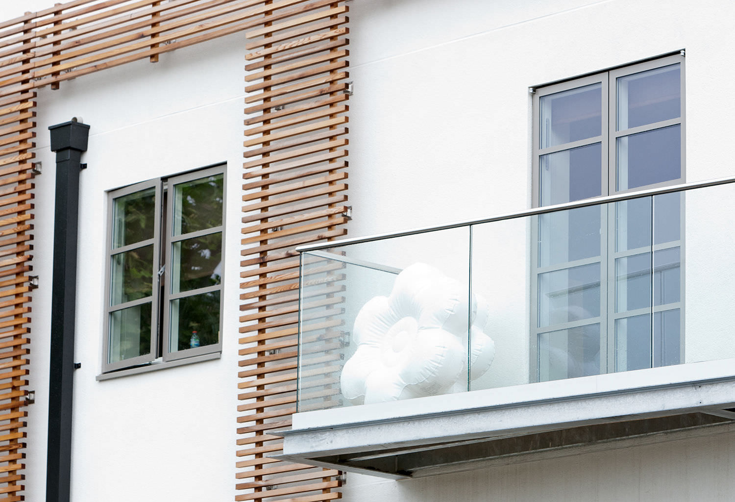 Platten Balkon Glas Easy Glass Q Railing Europe Holding Gmbh
