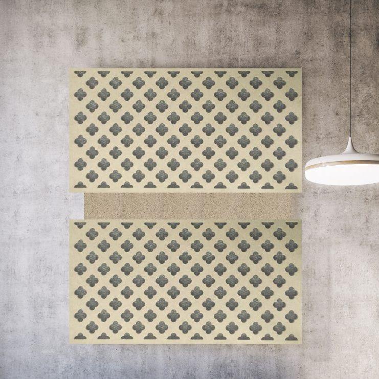 Attractive Glas Dekorplatte / Für Abgehängte Decken / Zur Außenraumgestaltung /  Wandmontiert   WOODEN FRET