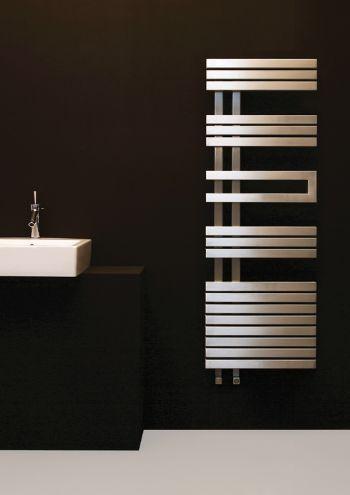Heißwasser-Badheizkörper / elektrisch / Stahl / modern - TODOR ...
