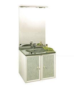 Waschtischunterschrank freistehend  Hängend-Waschtischunterschrank / freistehend / aus MDF / modern ...