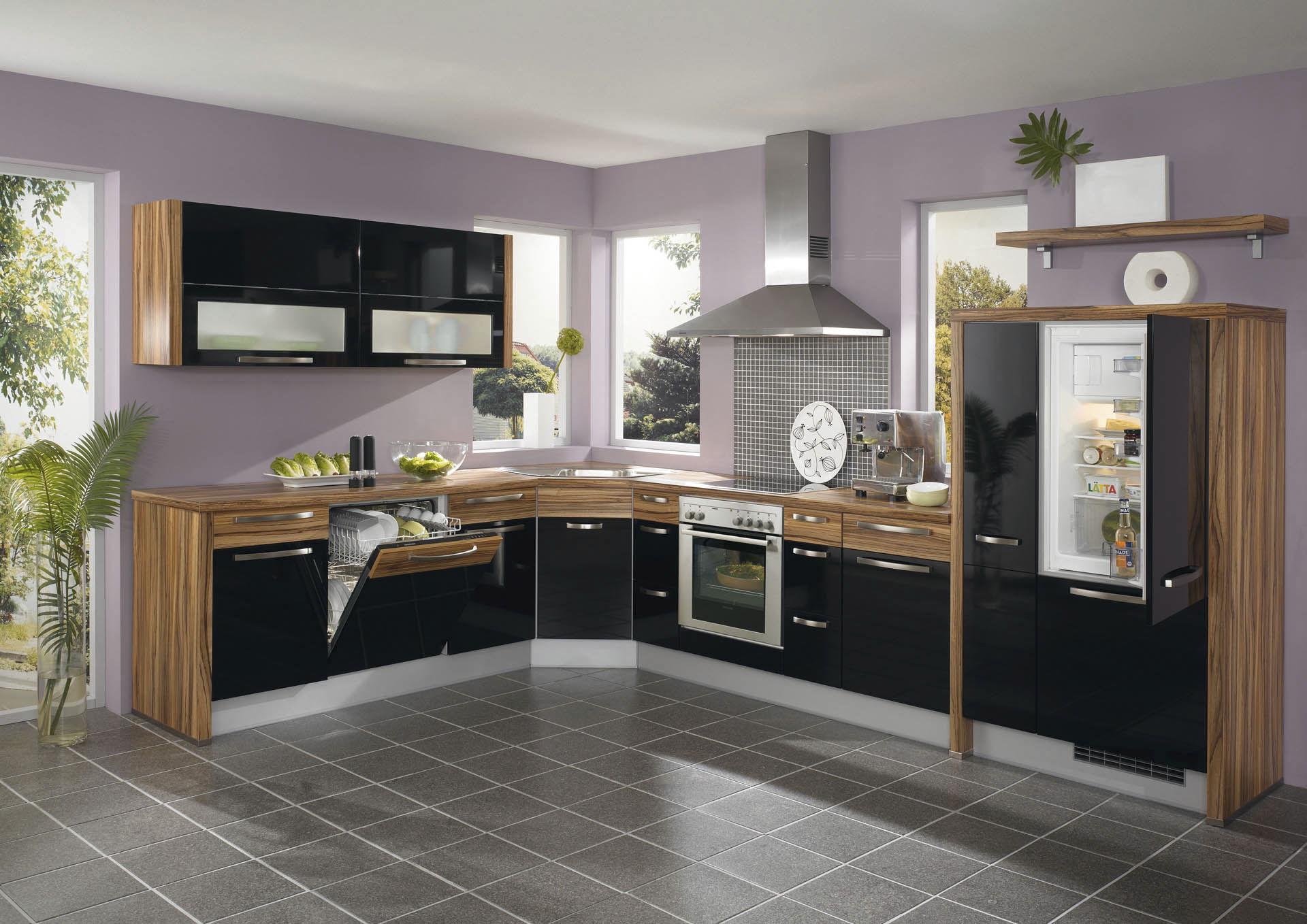 Moderne Küche / Holz / lackiert / Hochglanz - PRIMO 790 - nobilia