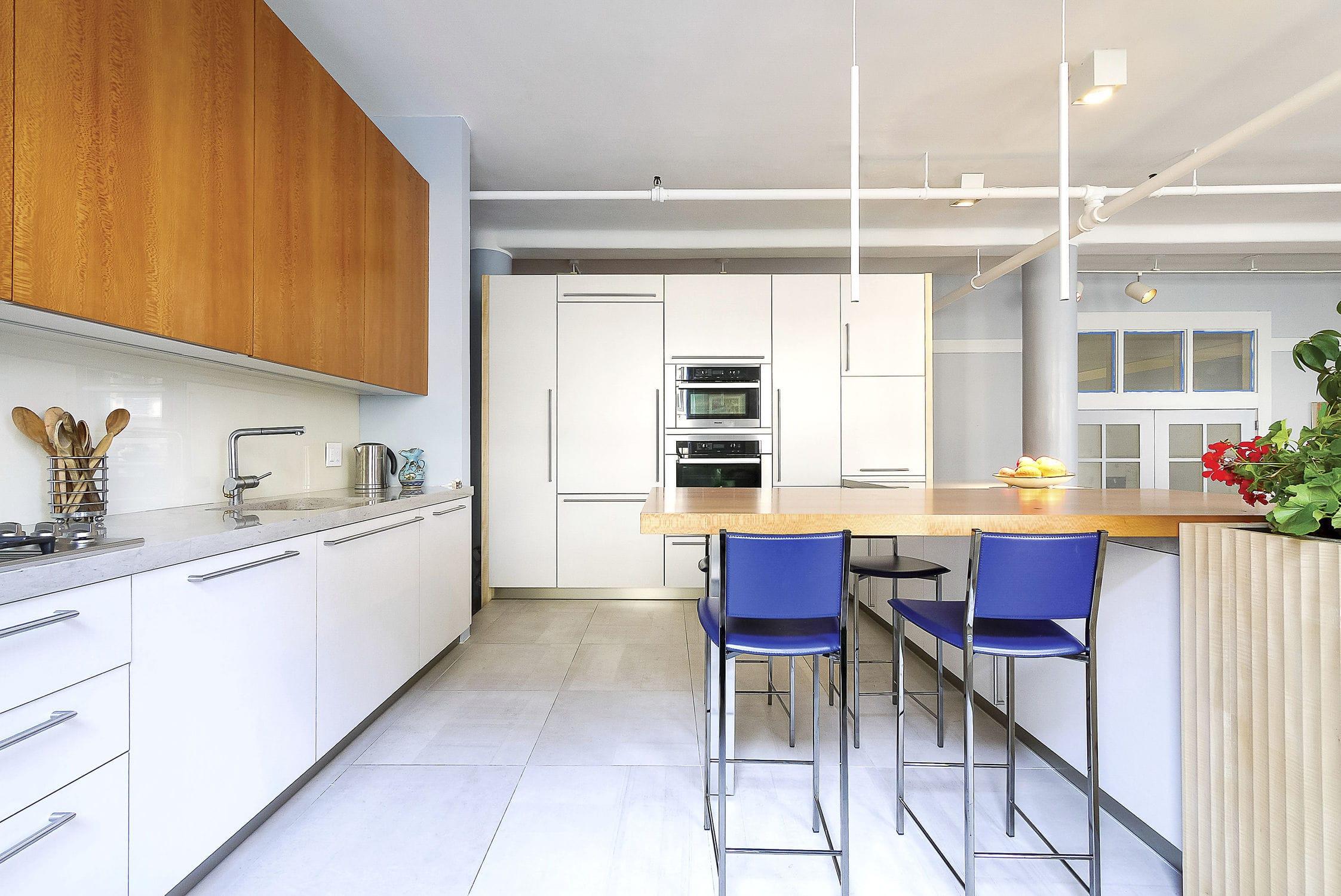 Moderne Küche / Melamin / Stein / Holz - 20151103 – CUCINA IN ...