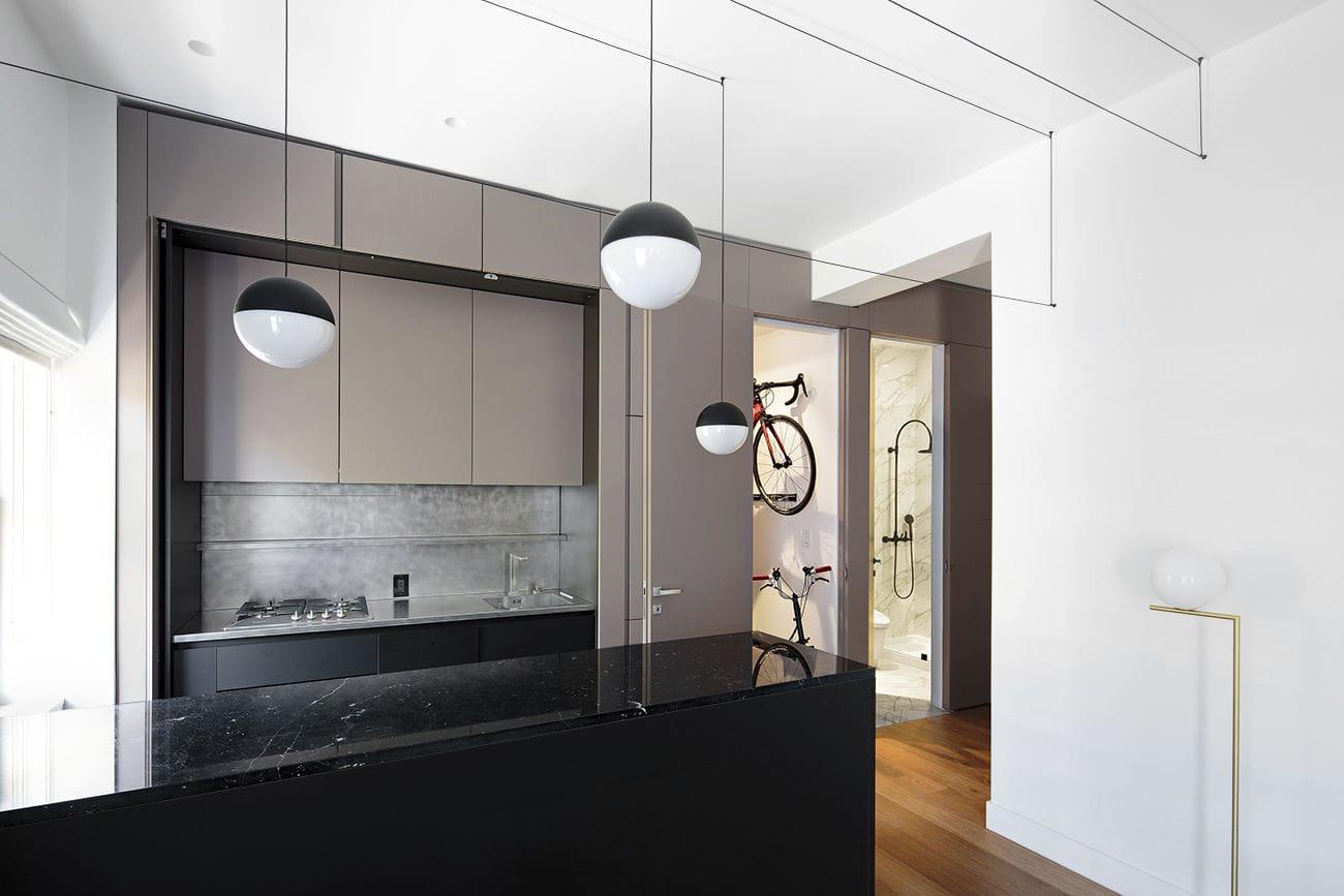 Moderne Küche / Stahl / Laminat / Stein - 201601 – CUCINA IN ACCIAIO ...
