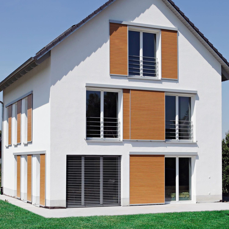 Schiebe Fensterläden fensterladen zum schieben lamellen aluminium für fenster sl