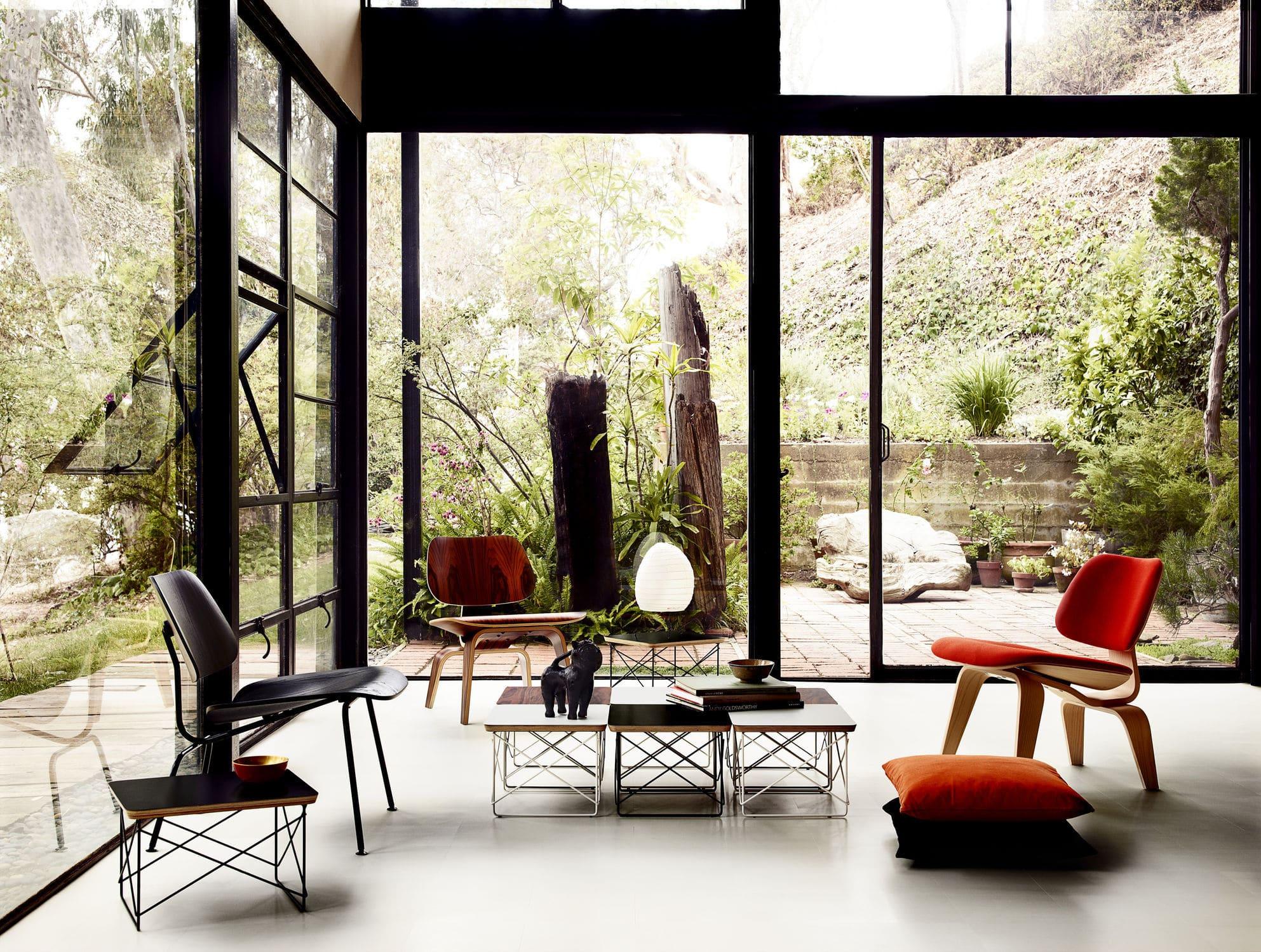 couchtisch modern laminat verchromtes metall wire herman miller europe - Wohnzimmer Modern Laminat