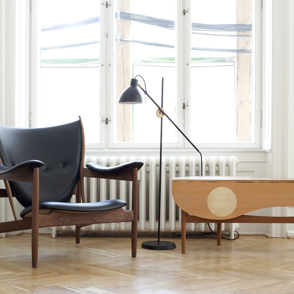 ... Couchtisch / Skandinavisches Design / Aus Teakholz / Aus Kiefer /  Messing ...
