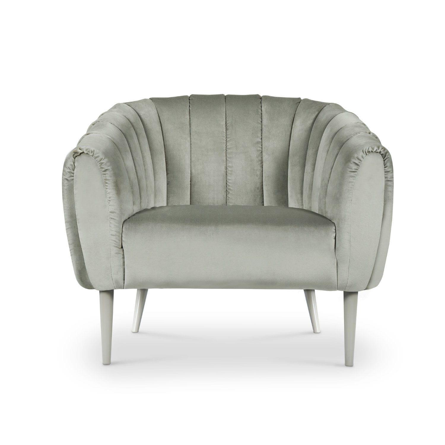 Moderner Sessel Samt Beige Oreas Brabbu Design Forces Videos