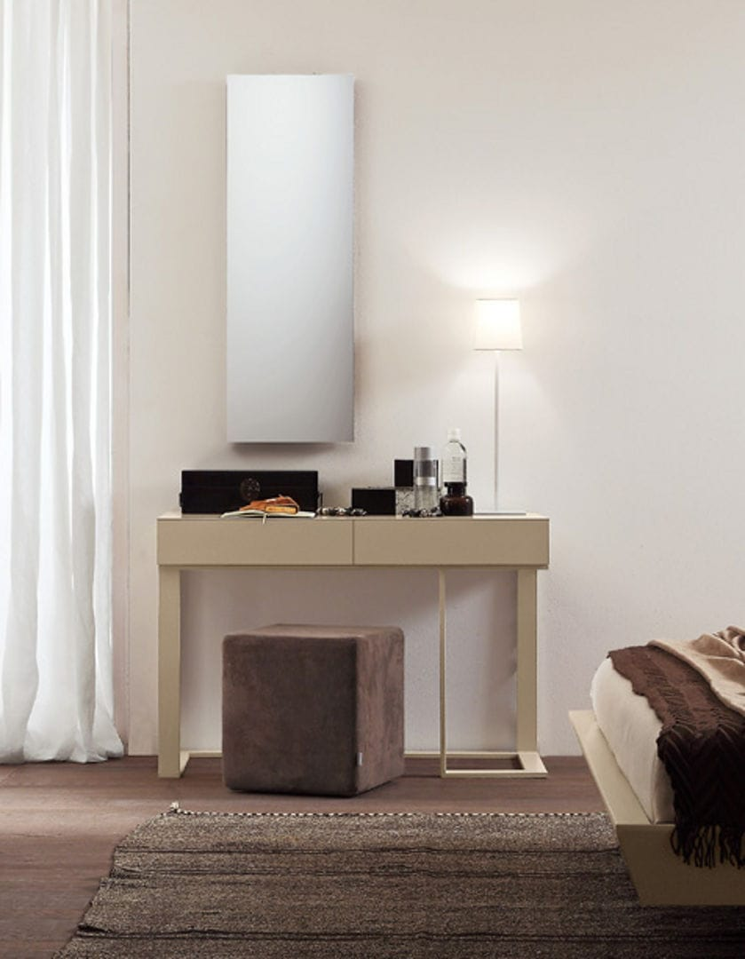 Moderner Schminktisch / Holz - SWING - Presotto