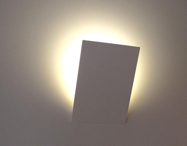 Lampadario led gesso lampade da soffitto in gesso isyluce