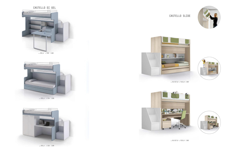 Etagenbett Für 4 Kinder : Furnistad etagenbett für kinder heaven stockbett mit treppe