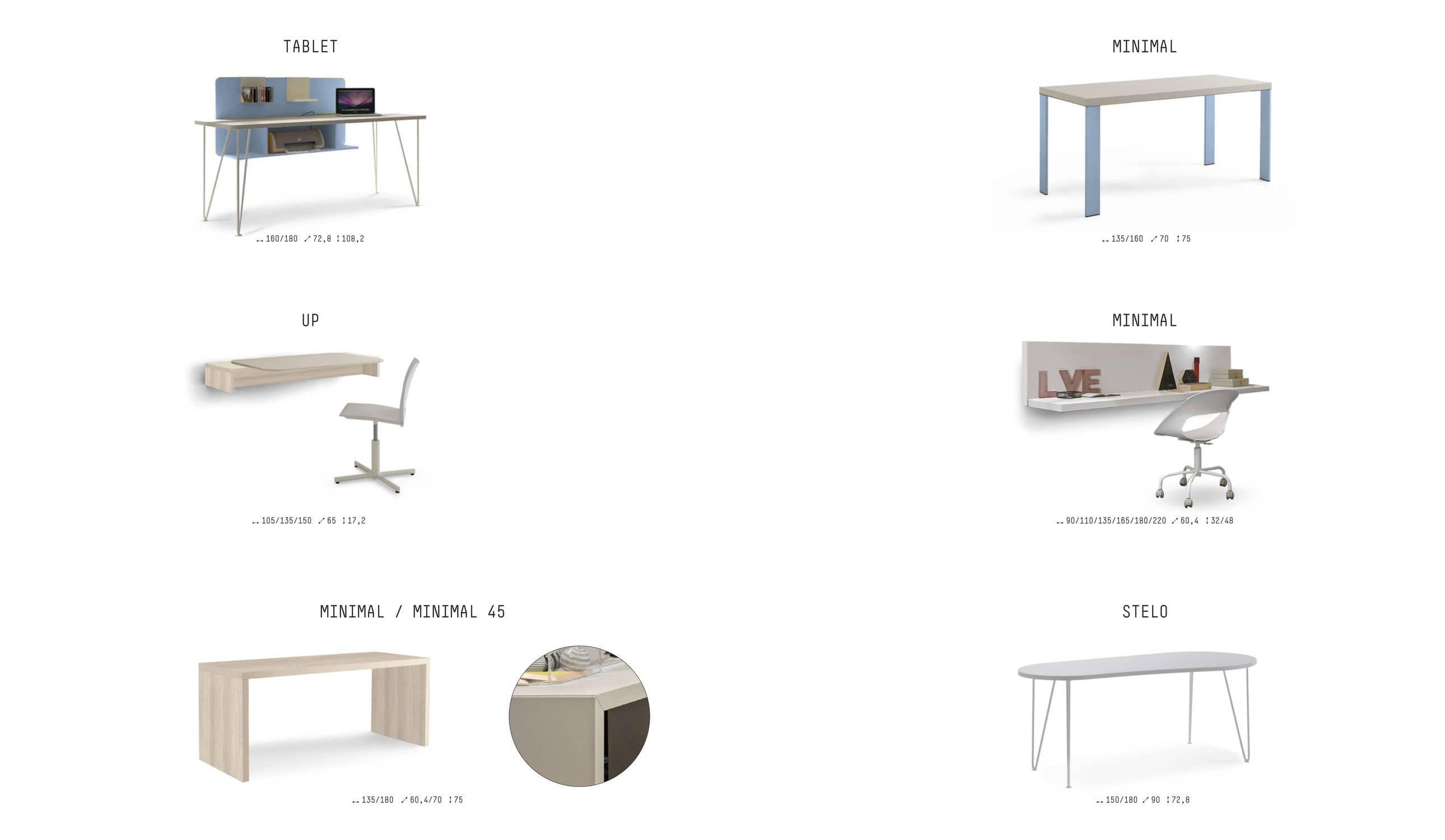 ... Holz Schreibtisch / Metall / Modern / Für Kinder WEB ZALF Spa ...
