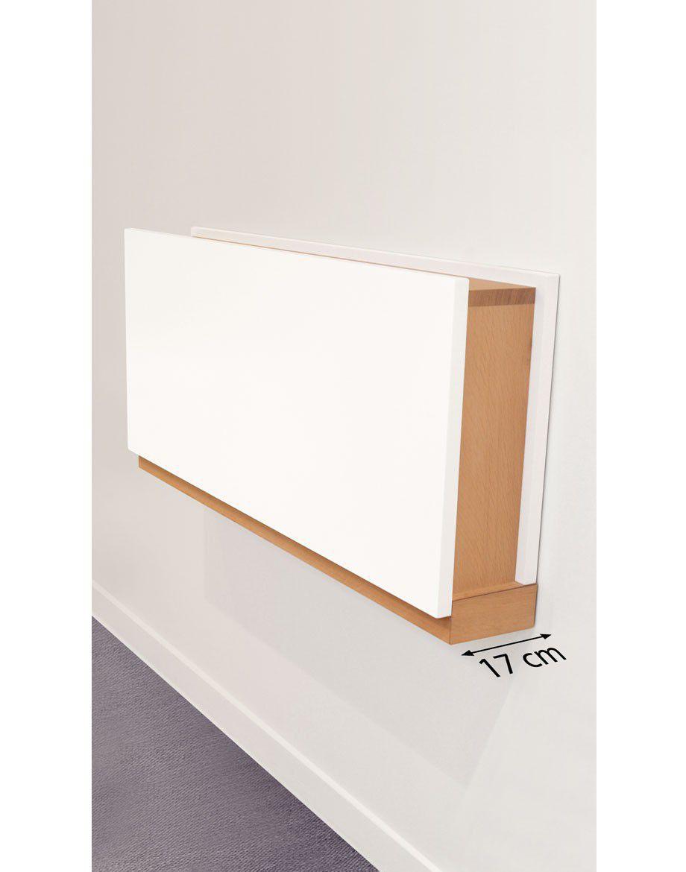 Schreibtisch holz modern  Holz-Schreibtisch / modern / wandmontiert - ROBIN WOOD RW4 - wa ...