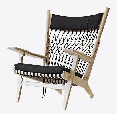 Wegner Sessel moderner sessel / holz / von hans j. wegner - web pp129 - pp mØbler