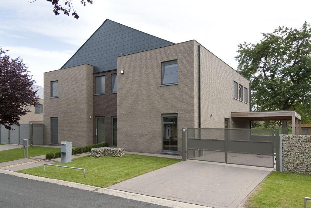 Graue Fassade riemchen für fassaden grau handgefertigt vinalmont nelissen
