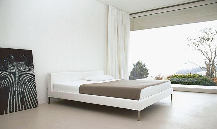 ... Doppelbett / Modern / Polster / Kopfteil