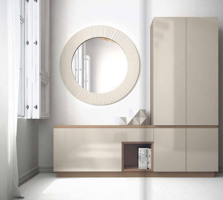 Moderner eingangsbereich innen  Moderner Eingangsbereich - DINNS - Vettas Mobiliario
