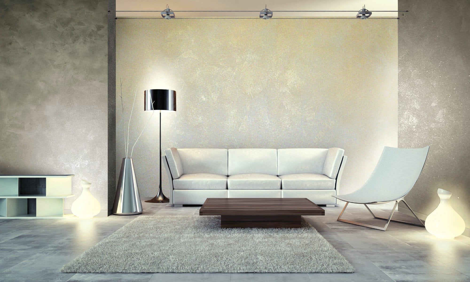 Dekorfarbe / Für Wände / Innenbereich / Acryl   KLONDIKE LIGHT