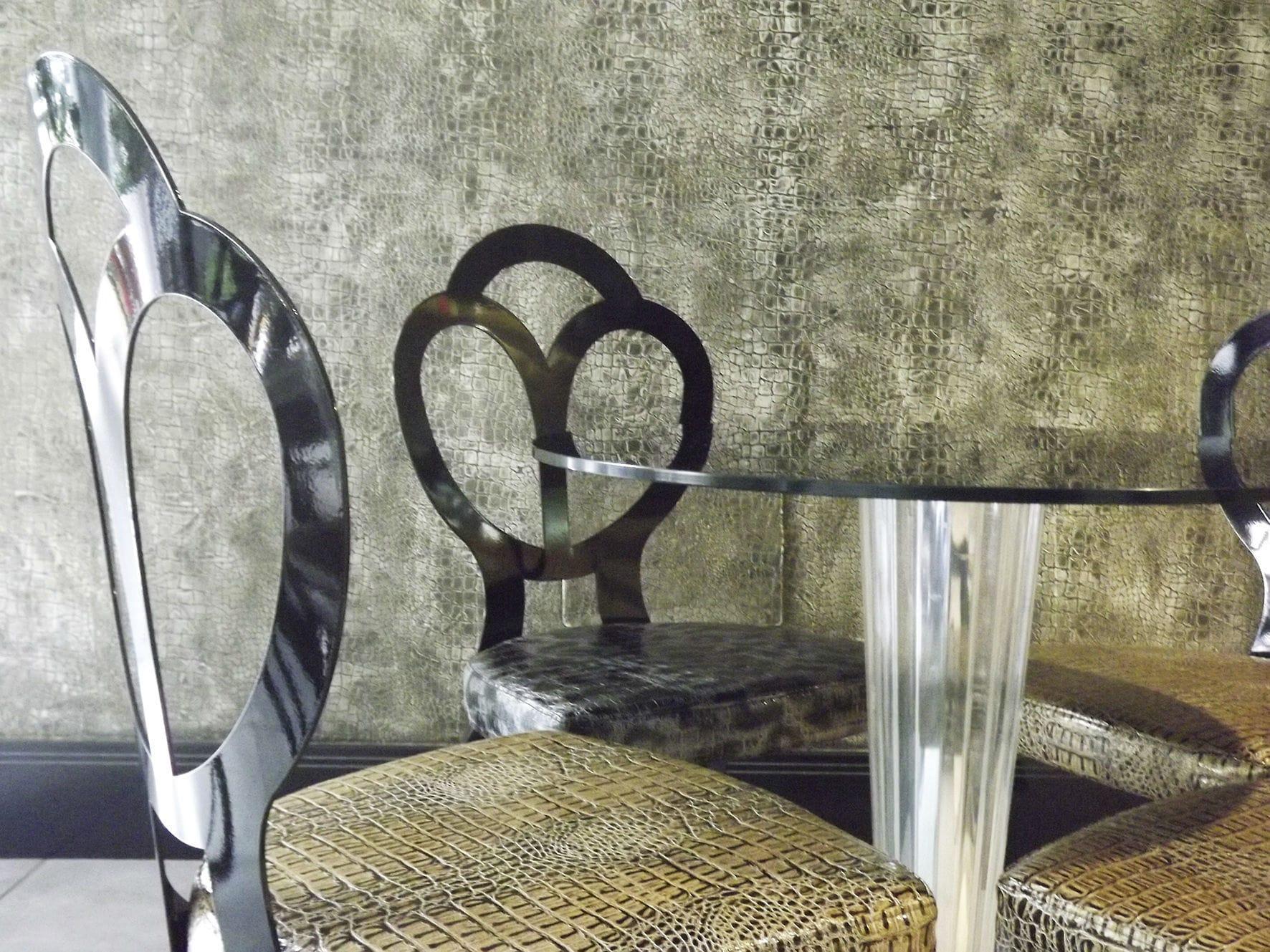 Farbe für Wände / Innenbereich / Acryl / strukturiert - CROCODILE ...