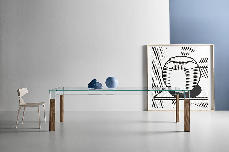 Best Glastisch Design Karim Rashid Tonelli Gallery ...