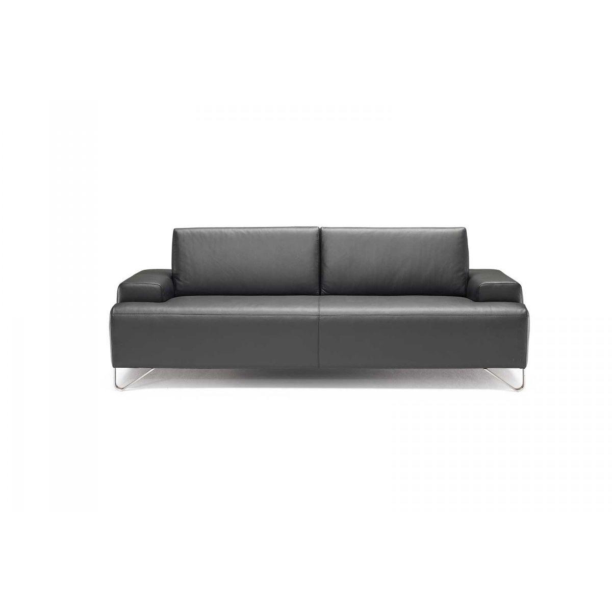 Modulierbares Sofa Modern Leder Stoff Fly Natuzzi
