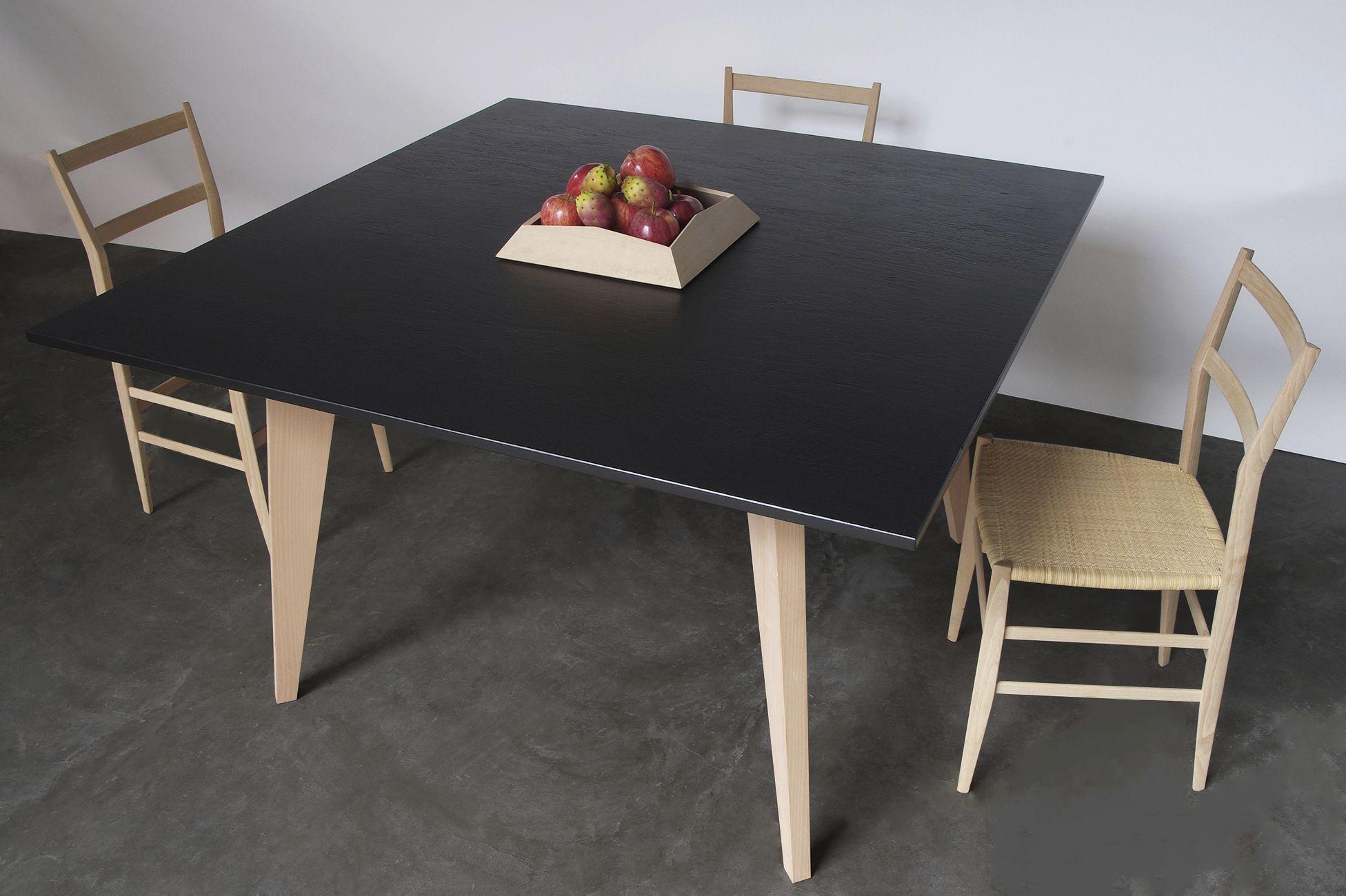 moderne esstisch / aus schiefer / rechteckig / für restaurant, Esszimmer dekoo