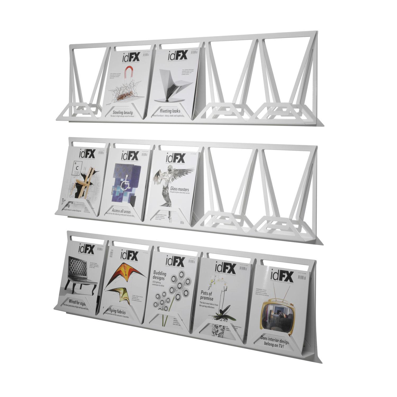Zeitschriften Ständer moderner zeitschriftenständer gewerbe metall xhibit mitab