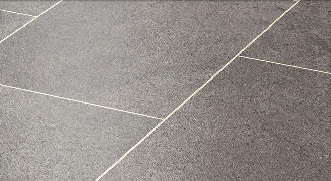 Pvc Bodenbelag Fliesen Strukturiert Steinoptik St14 Cumbrian