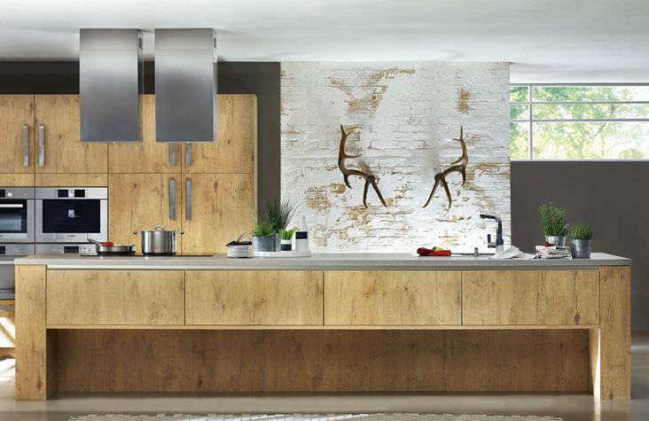 Moderne Küchen Aus Massivholz   lueduprep