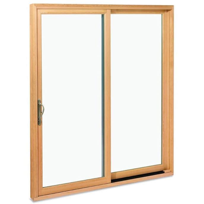 Schiebe Terrassentur Holz Doppelverglasung Marvin Marvin