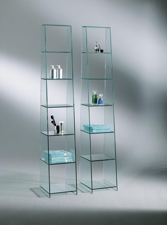 Modulregal / modern / Glas - TOURELLE - Dreieck GmbH