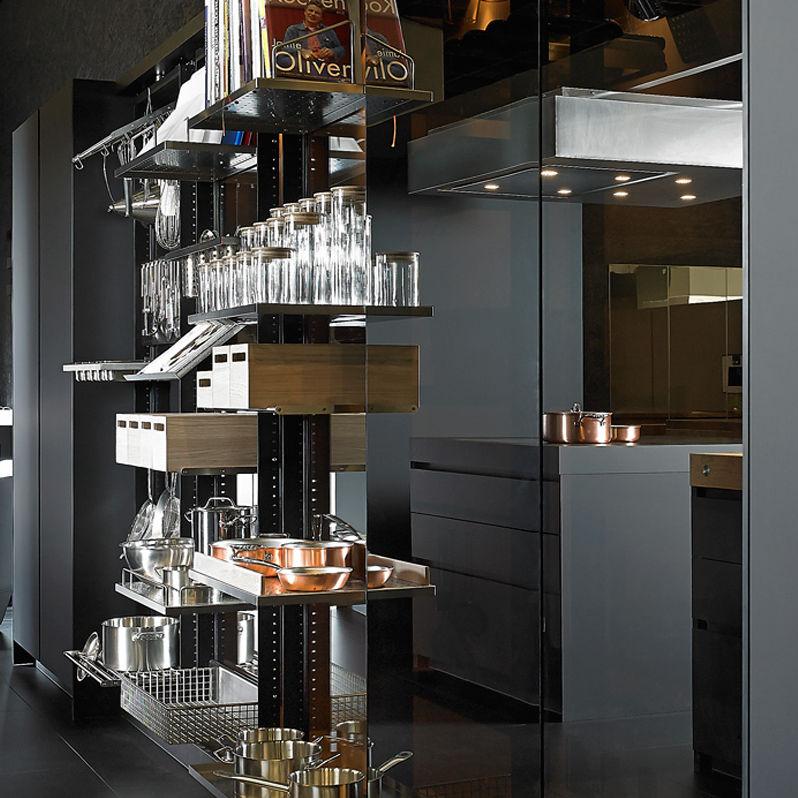 Moderner Lagerschrank für Küchen - WORK\'S TURN - eggersmann küchen ...