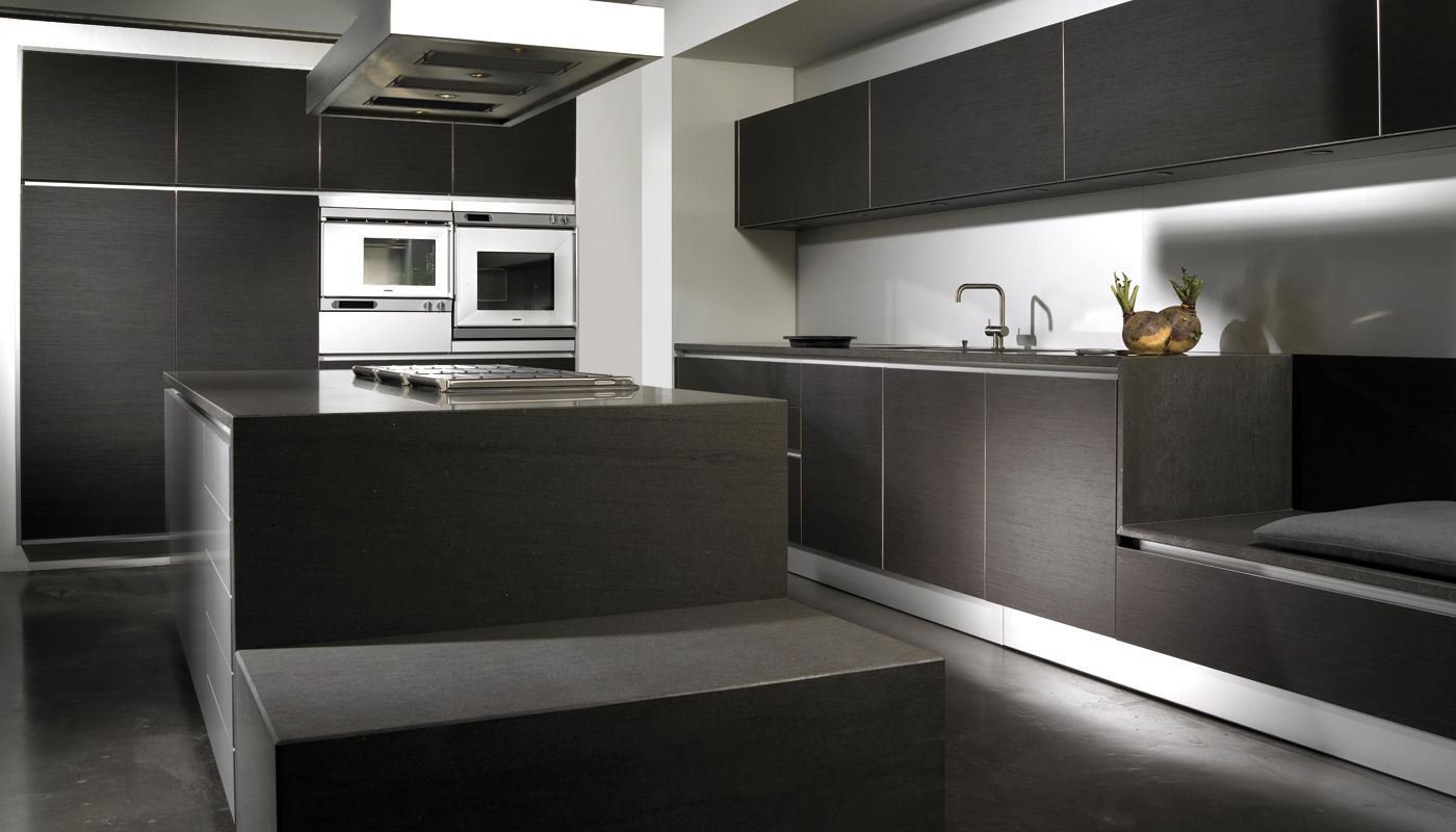 Eggersmann Küchen moderne küche aluminium stein edelstahl eggersmann küchen